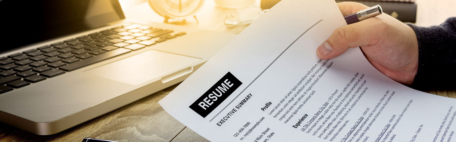 How To Make A Resume 101